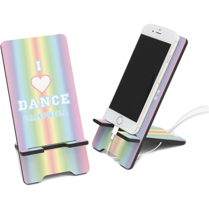 Dance Personalized Cell Phone Stand