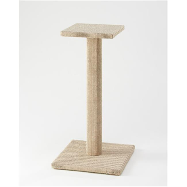 Sustainable Lifestyles 30 inch Sisal Cat Scratching Post and Perch