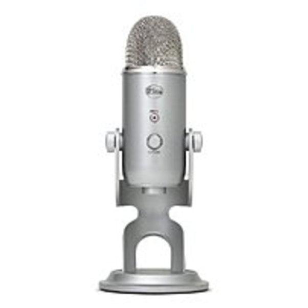 Blue Microphones Condenser Microphone - Yeti