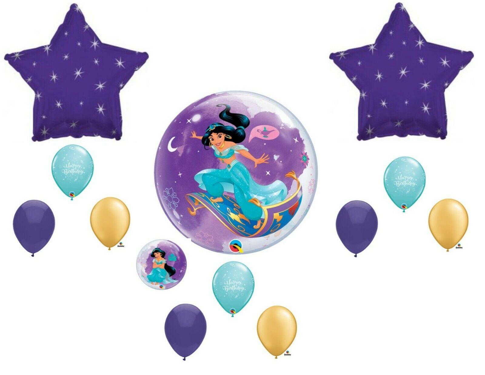 Princess Jasmine Birthday Party Decorations  from i5.walmartimages.com