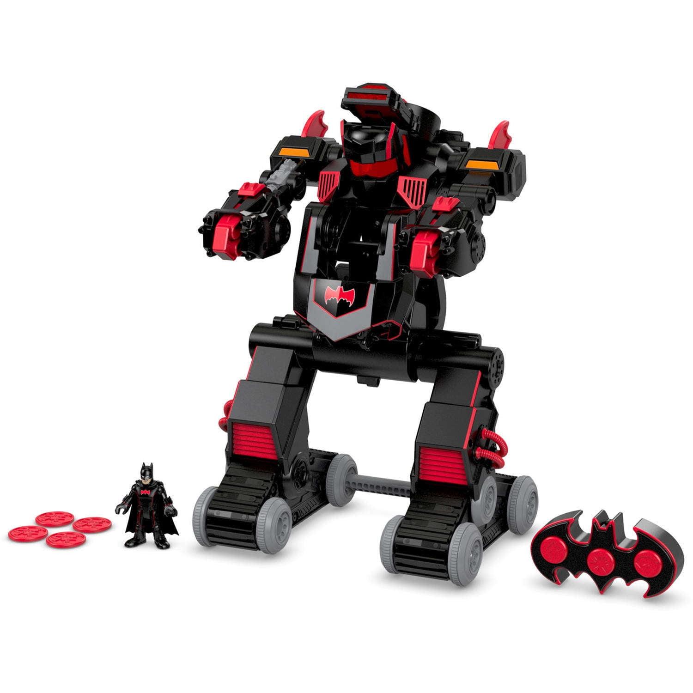 Imaginext DC Super Friends RC Transforming Batbot