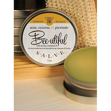 All Natural, Handmade, Bee-Utiful Salve by Amish Country Essentials.