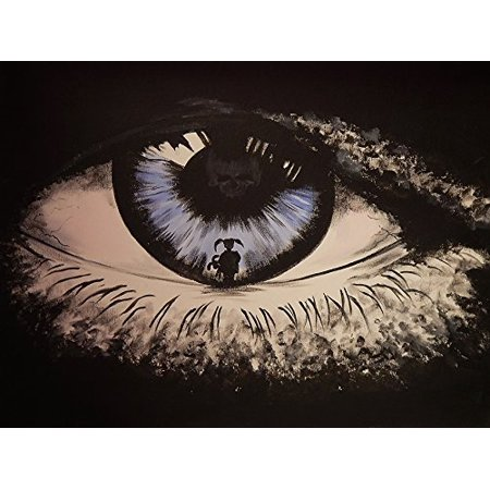 Eye See YOU by Ed Capeau 24x18 CANVAS Gallery Wrap Giclee Edition Art Home Decor