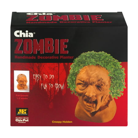 As Seen On Tv Chia Zombi The Male Creepy Holden