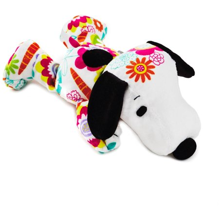 Hallmark Peanuts® Snoopy Spring and Sprout Floppy Stuffed Animal, 10.5
