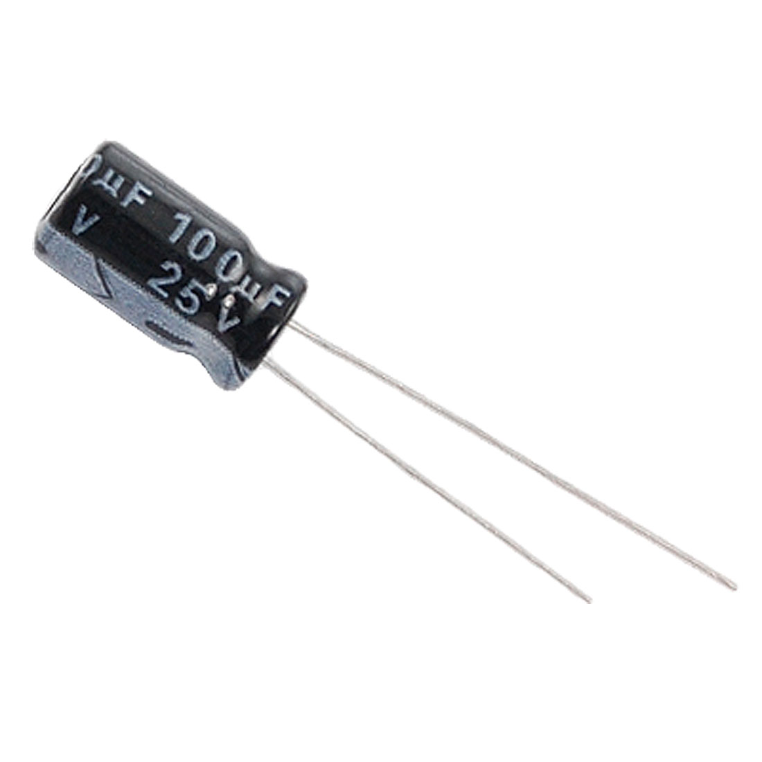 Water /& Wood 10 x 100uF 10V 105C Radial Electrolytic Capacitor 5x11mm