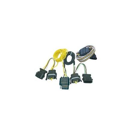 HOPPY 40655 Trailer Wiring Connector Kit - Walmart.com on