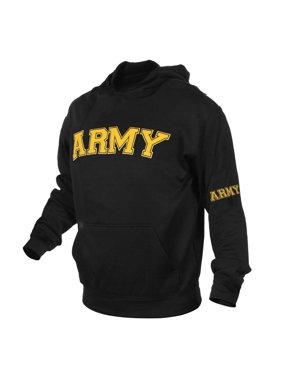 Product Image Army Hooded Pullover Embroidered Sweatshirt 296d7483bce