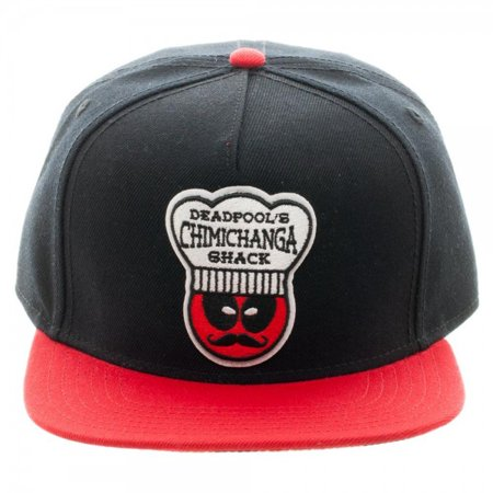 Baseball Cap - Marvel - Deadpool Chimichanga Snapback New sb3zecmvu](Deadpool Hat)