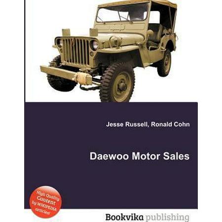 Daewoo Motor Sales