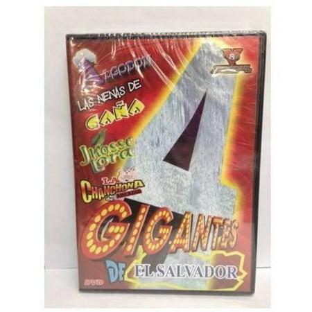 4 Gigantes de El Salvador / Various