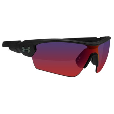 7500f99a3ded Under Armour - Under Armour 8600090-090151 rival ceramic charcoal black  rubber infrared lens new - Walmart.com