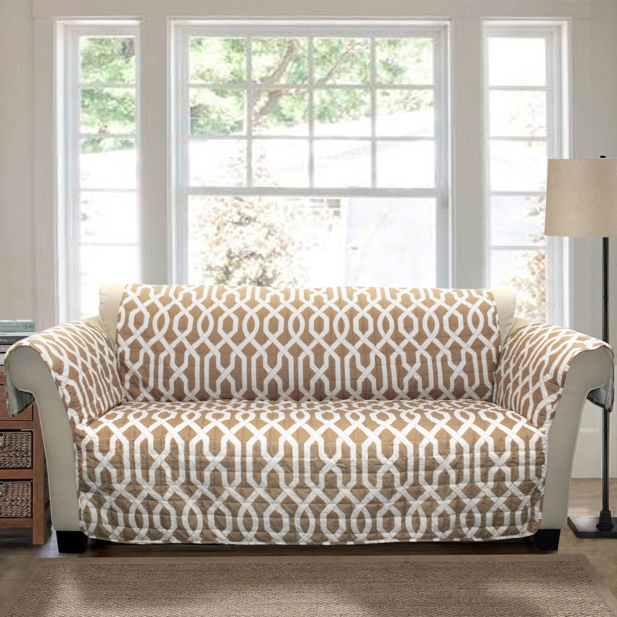 Edward Trellis Furniture Protector Taupe Walmart