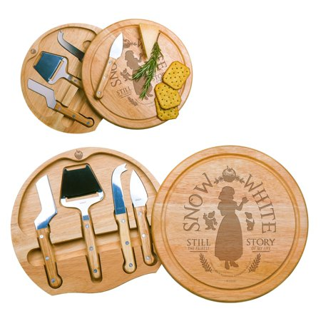 Picnic Time Snow White Circo Cheese Board and Tools Set