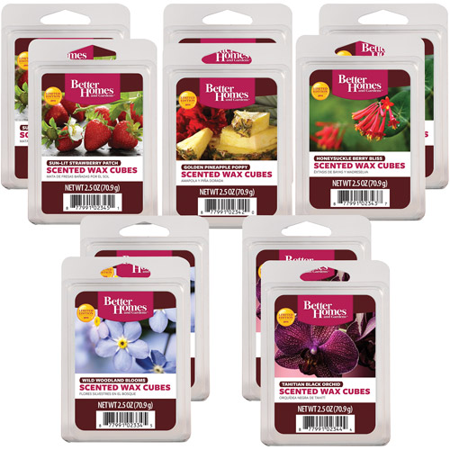 Better Homes&gardens Better Homes And Gardens 10-pack Wax Cub