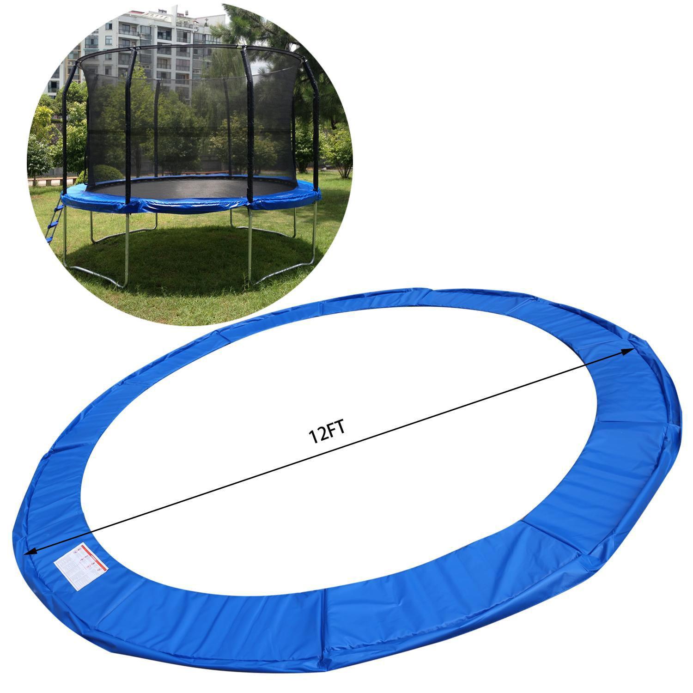 Bett Trampoline Safety Pad Round Frame For 12 Trampoline Kids