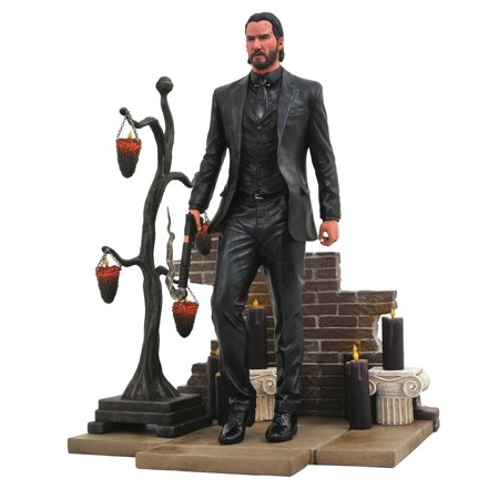 Movie Gallery John Wick PVC Figure Statue [Standing]
