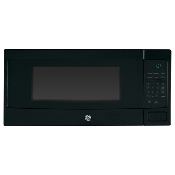 Ge Profile1 1 Cubic Foot Countertop Microwave Oven Bisque