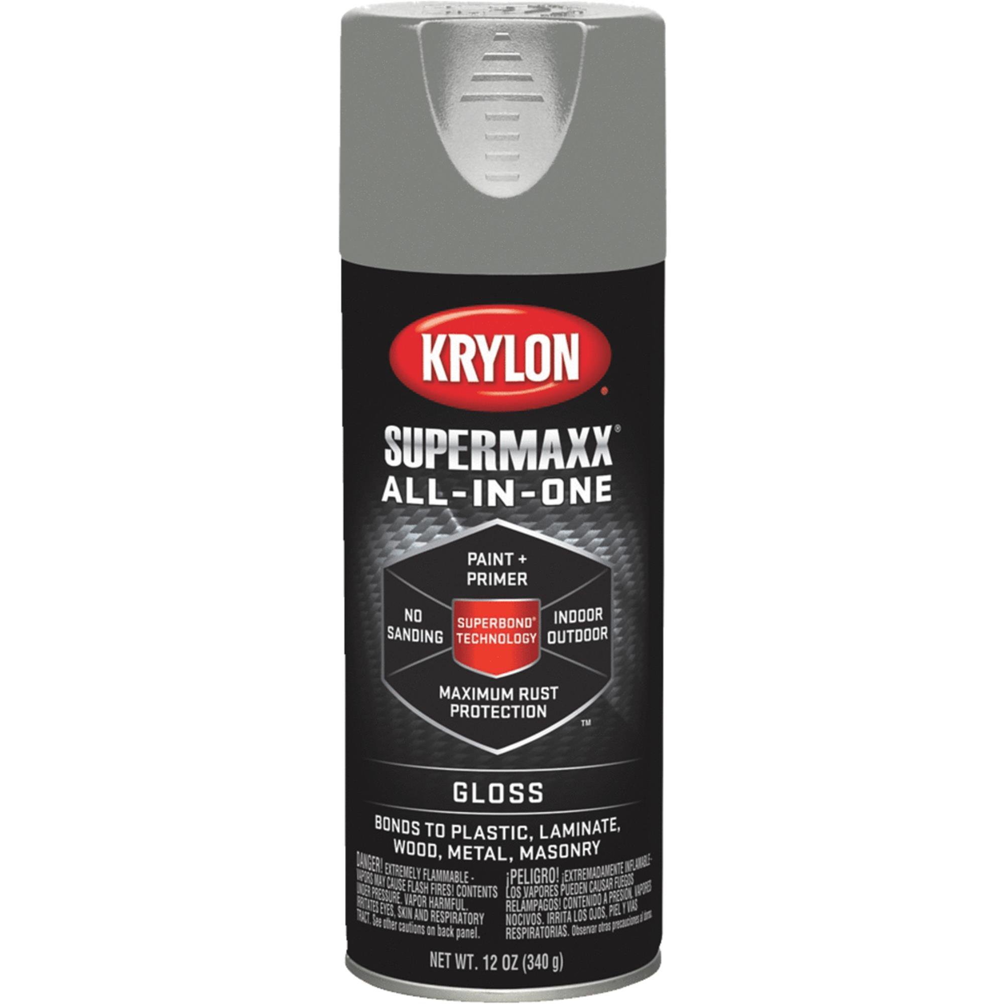 Krylon SUPERMAXX All-In-One Spray Paint