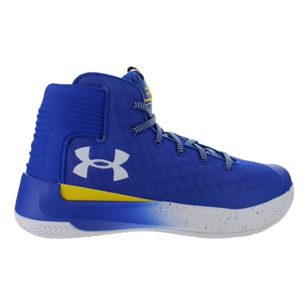 d75167e672c top view of mens under armour curry 3zero basketball shoes in team royal  white