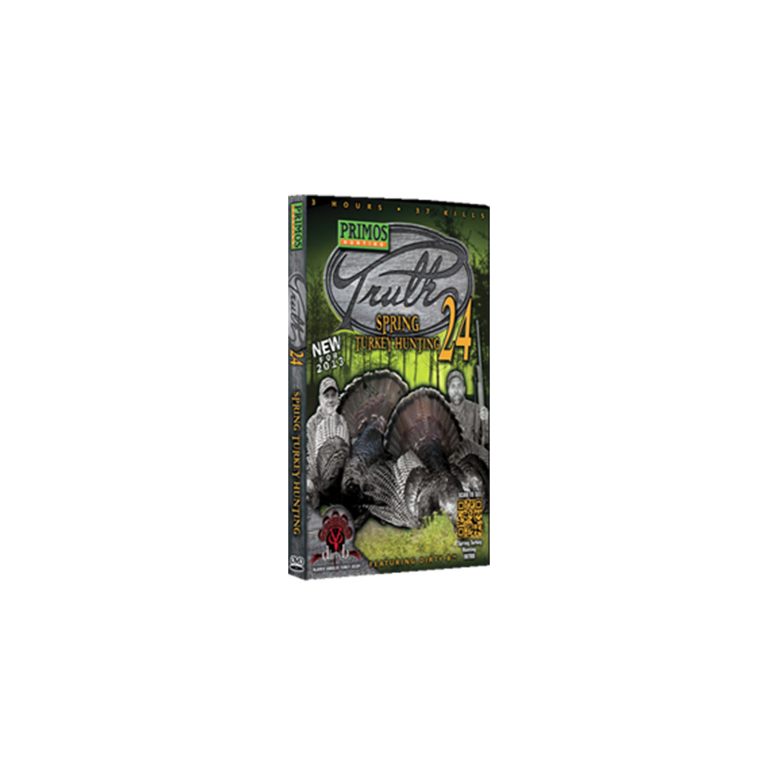 Primos Truth 24 DVD