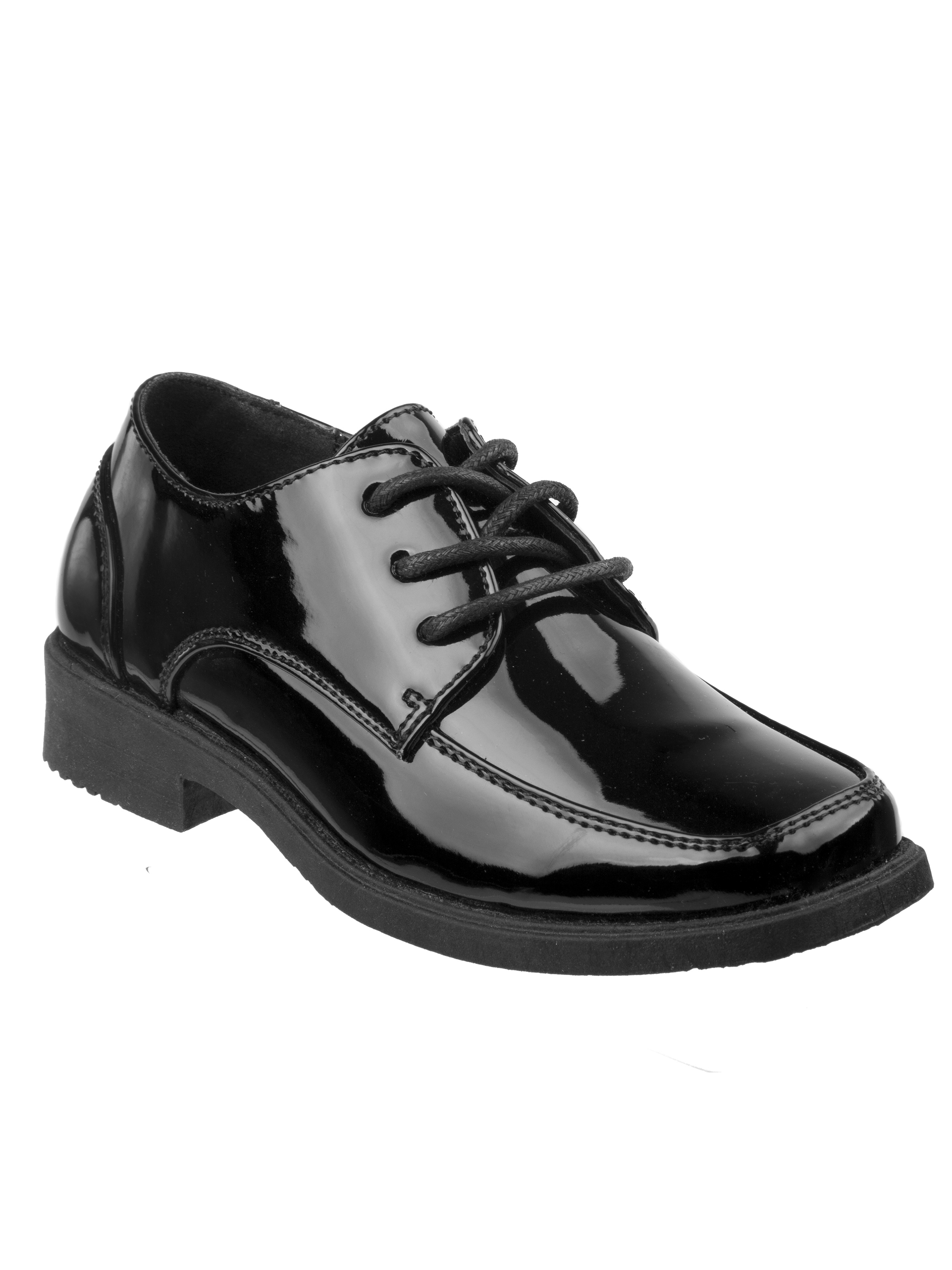 Toddler Boy's Lace Up Dress Shoes