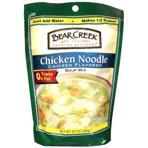 Bear Creek Country Kitchens Chicken Noodle Soup Mix, 9.30 oz