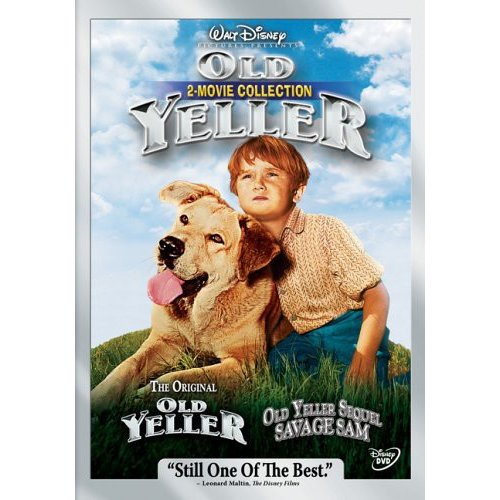 Old Yeller / Savage Sam (2-Pack) (Widescreen, Full Frame)