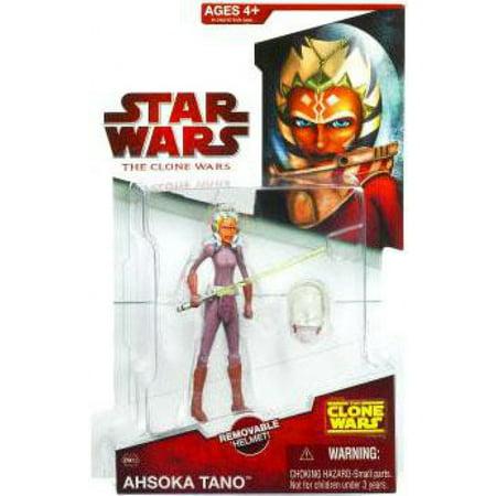 Star Wars Clone Wars 2009 Ahsoka Tano Action Figure [Space Suit] - Ahsoka Tano Lightsaber