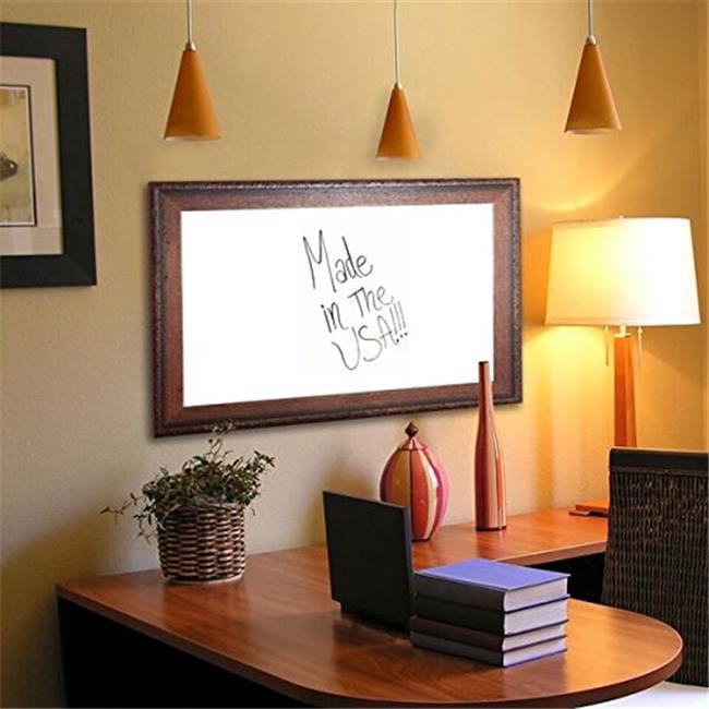 Rayne Mirrors Timber Estate Dry Erase Board