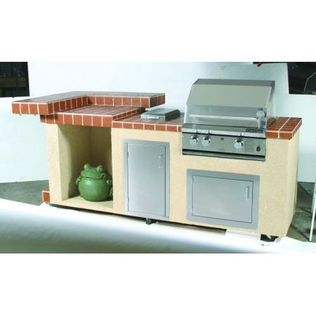 Profire Grills 27  Propane Grill with Rear Broiler, Rotisserie And SearMagic Cooking Grids Profire Grills 27  Propane Grill with Rear Broiler, Rotisserie And SearMagic Cooking Grids