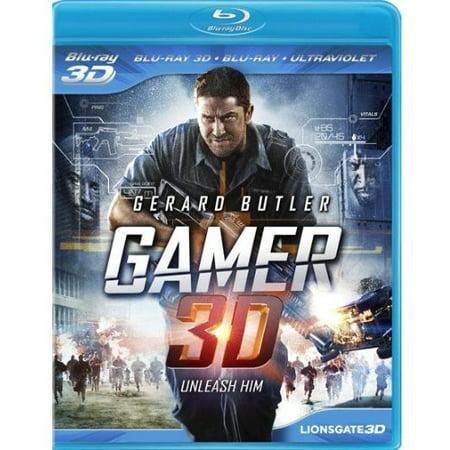 Gamer  Blu Ray