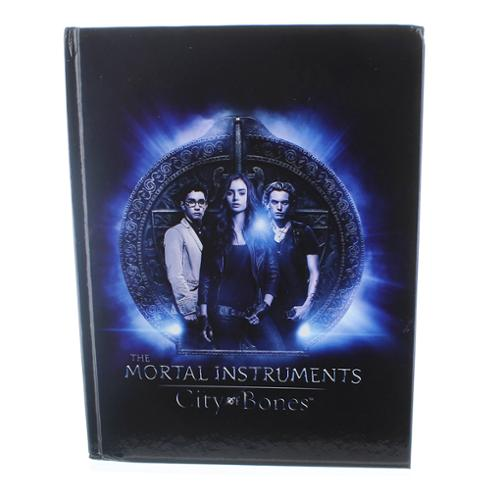 """The Mortal Instruments City of Bones """"Group"""" Notebook"""
