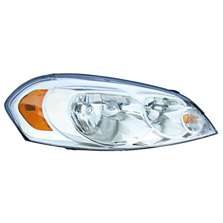 Headlight - EAGLE EYES For/Fit GM2503261 25958360 06-13 Chevrolet Impala Monte Carlo Head Light Assembly RIGHT Monte Carlo Right Headlight