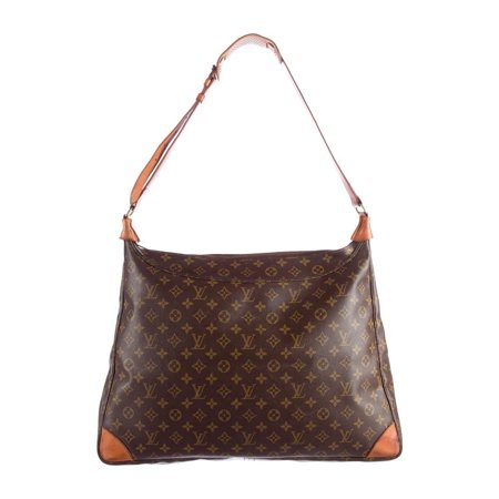 Louis Vuitton Authentic Louis Vuitton Shoulder Bag Ballad Browns Monogram r865843