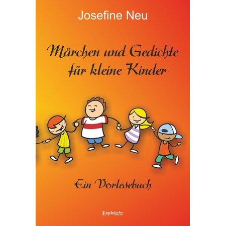 Märchen und Gedichte für kleine Kinder - eBook (Kleine Kinder Brille)
