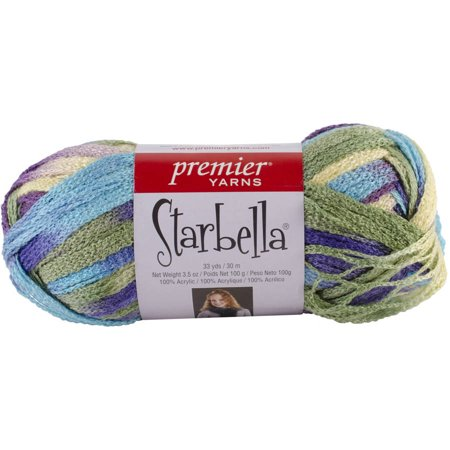 Starbella Yarn, Wild Hydrangeas