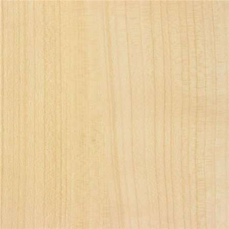 Sunburst Flame Maple Top (36 x 36 x 1 in. Duratop Table Top, Maple)