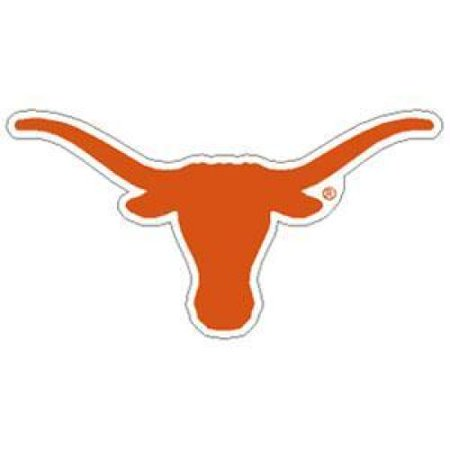 Texas Longhorns Collectible (Texas Longhorns Official NCAA 2.5 inch  Acrylic Magnet by WinCraft)
