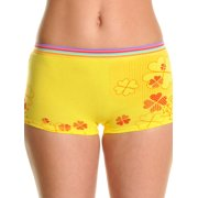 Angelina Cotton I Love You Clover Pattern Safety Pants Boxers (12-Pack)