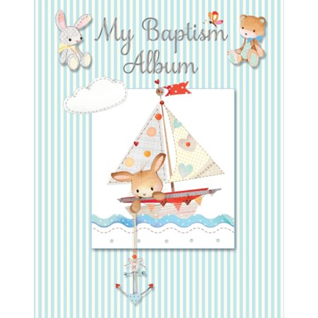 My Baptism Album  Hardcover