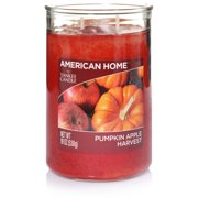 American Home by Yankee Candle Pumpkin Apple Harvest, 19 oz Large 2-Wick Tumbler