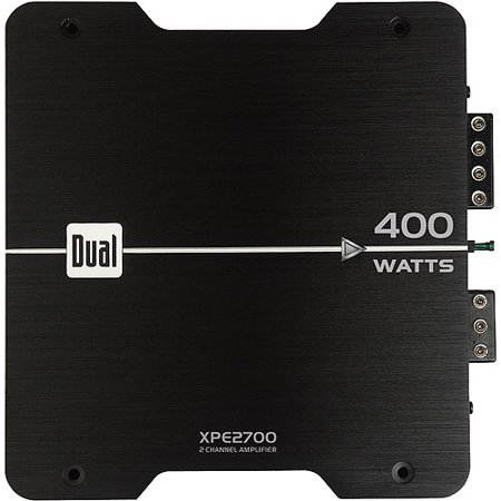 Dual 400W XPE2700 2-Channel (Nextel Dual Band Amplifier)