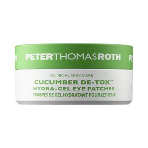 Peter Thomas Roth Cucumber De-Tox Hydra-Gel Eye Patches, 60 patches