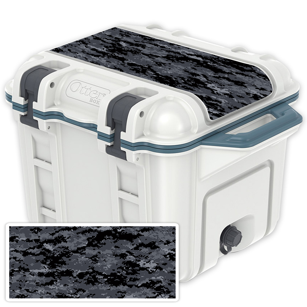 MightySkins Skin For OtterBox Venture 25 qt Cooler Lid | Protective, Durable, and Unique Vinyl Decal wrap cover | Easy... by MightySkins