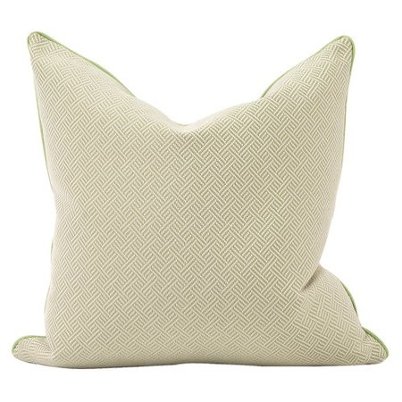 Madcap Cottage by Howard Elliott Collection Beach Club Down Insert Throw Pillow ()