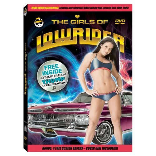 The Girls Of Low Rider (Music DVD/CD)