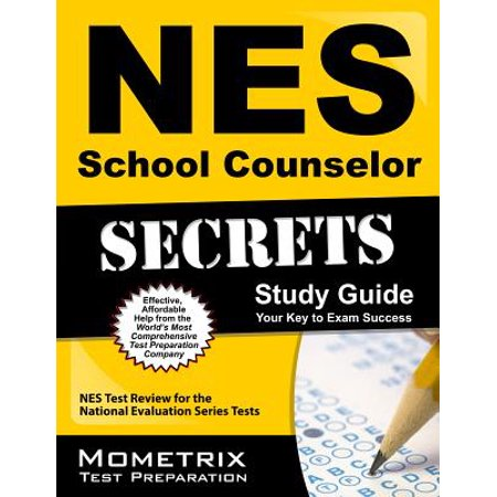 NES School Counselor Secrets Study Guide : NES Test Review for the National Evaluation Series Tests - Halloween Series Re Review
