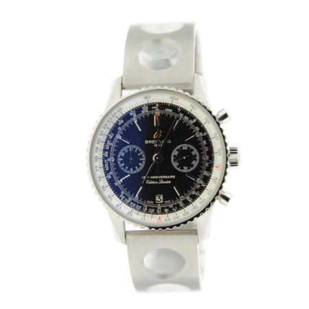 Pre-Owned Breitling Navitimer A26322 Steel 42mm  Watch (Certified Authentic & Warranty) Breitling Navitimer Slide Rule