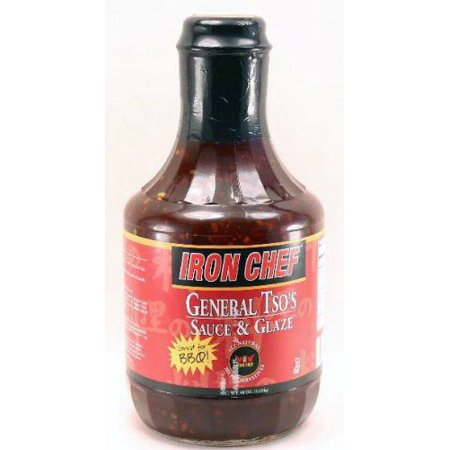 Chef Sauce - Product of Iron Chef General Tso's Sauce and Glaze, 40 oz. [Biz Discount]